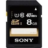 SONY SD Card 8GB Class 10 [SDSF-8UY] - Secure Digital / SD Card